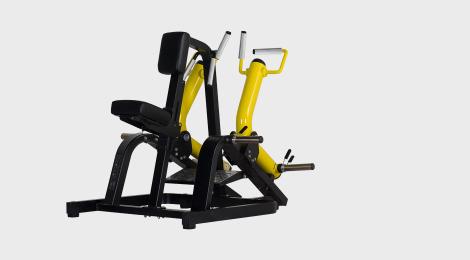 LA-06 背肌后展训练器